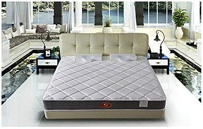 """SAVANNA Medium Firm 8"""" Mattress   Open Cell Memory Foam Top & Innerspring Base Best Bedding"""