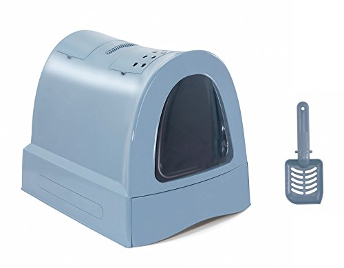 IMAC WC Gatos ZUMA Azul para gatos