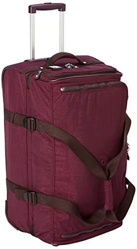 Kipling Teagan M Luggage, 74 L, Dark Plum