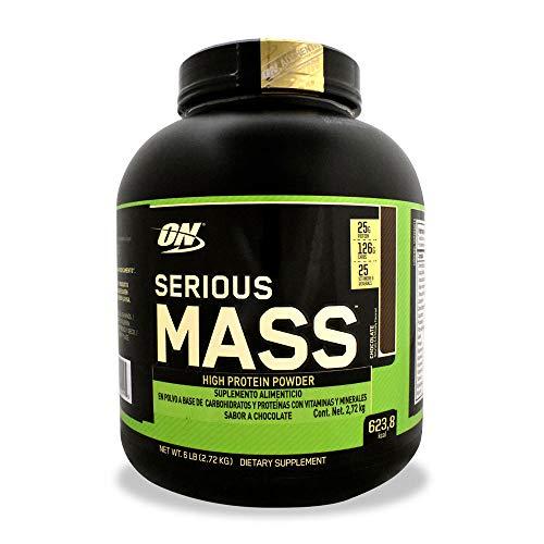 Optimum Nutrition Serious Mass, 1 Stück FID1425