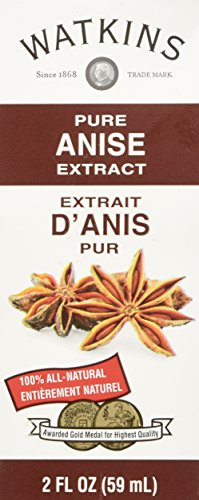 Pure Anise Extract 2 oz