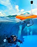 Dispositivos Respiración Aire Subacuático Portátil, Mini Compresor Buceo,...
