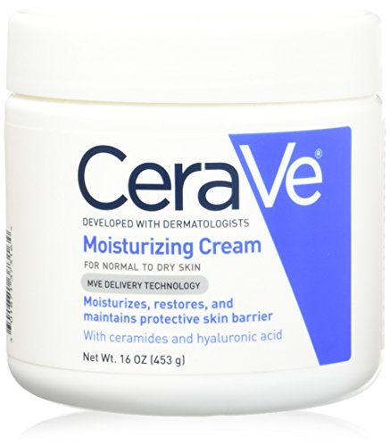 CeraVe Moisturizing Cream 16 oz (2 pack)