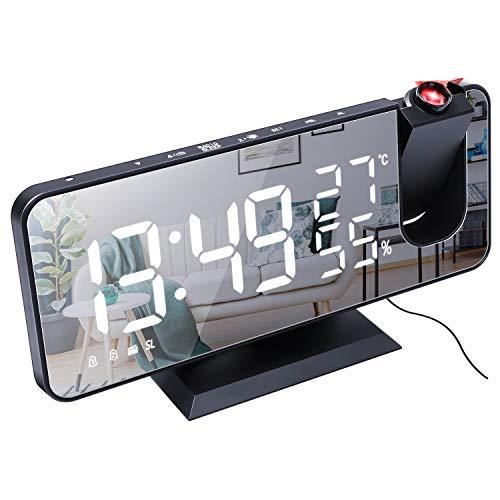 Radio Despertador Digital  marca DN