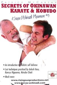 Secrets of Okinawan Karate & Kobudo Koryu Uchinadi Nyumon 2 DVD Box
