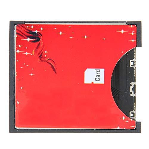 Lector De Tarjetas De Memoria, Adaptador De Tarjeta Tarjeta De Memoria WiFi Adaptador De Tarjeta Compact Flash para Transferencia para Tarjeta De Memoria WiFi