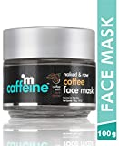 mCaffeine Naked & Raw Coffee Face Mask/Pack | Cocoa, Vitamin E | Tan Removal | Oily/Normal Skin |...