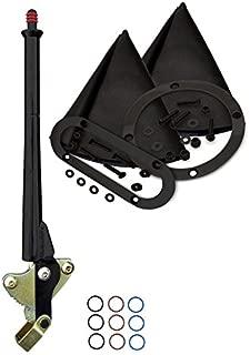 American Shifter 413975 Shifter (4L60E 12 E Brake Trim Kit Dipstick for D954D)