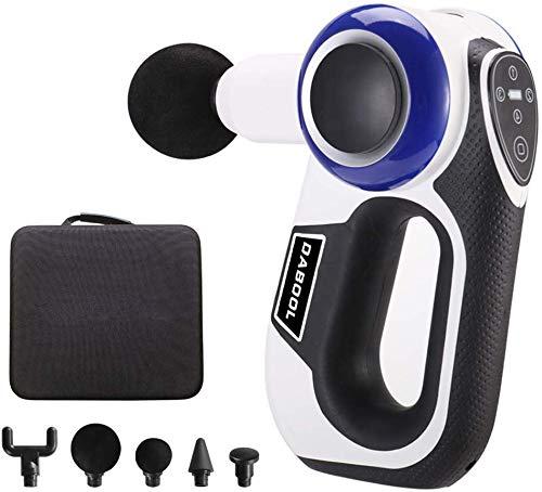 2019 NEW REATHLETE Percussive Therapiegerät - Massage Gun für Sportler - Handheld,Wireless Deep Tissue Massage-Ideal für Rücken,Schulter,Arme,Gesäß,Kalbs-und Rückseite vibrierender Schmerzlinderung