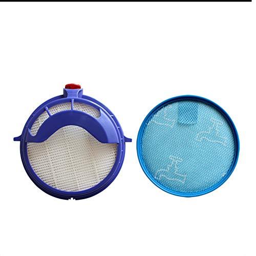 DC25 Kit de filtro DC25 para Dyson HEPA Post Filter y Pre Motor Kit de filtro para Dyson DC25 kits de filtro Animal, Multi Floor, Origen, Total Clean Aspiradoras Compatible #916188-05 y 919171-02