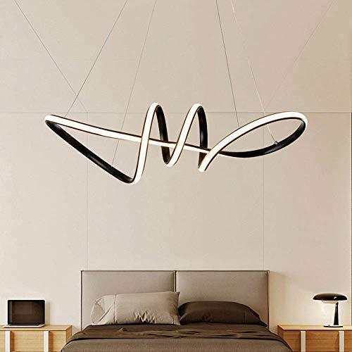 HYY-YY Luz de cúpula moderna minimalista LED de aluminio de silicona lámpara tamaño 80 cm* 20 cm lámpara de techo Iluminación cafetería bar restaurante dormitorio estudio salón decoración del hogar