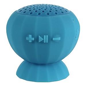 88a0c36987593 Digital Treasures 09011-PG Lyrix JIVE Water Resistant Bluetooth ...