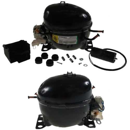 Verdichter kompressor Embraco Aspera EMT49HLP LBP RSIR R134a K/ÜHLAGGREGAT