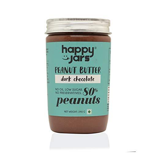 Dark Chocolate Peanut Butter 290 GM (10.22 Oz )
