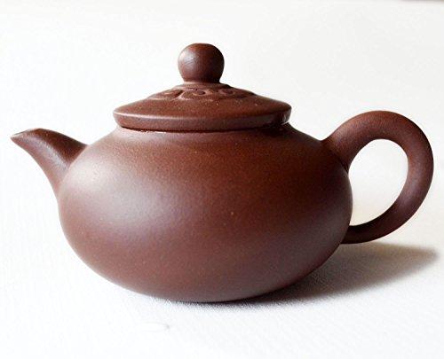 Yixing Teekanne, 165 ml, Zisha-Teekanne, Shipiao-Stil
