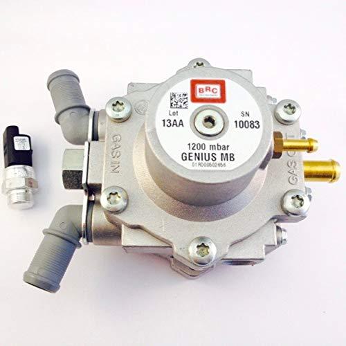 BRC LPG GPL Verdampfer Genius MB 1200 mit Sensor