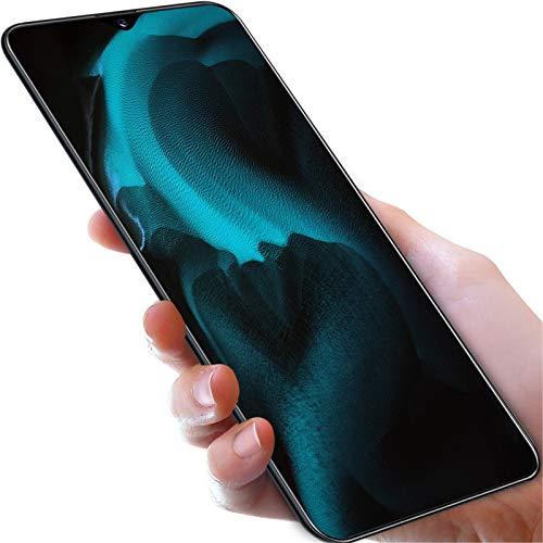 512GB/Smartphone-Lenove P40pro+, 7.0 Pulgadas HD + / 1440 * 3040 Pantalla Completa, 5G Android10.0 Teléfono Móvil Barato Dual SIM, 12GB Ram Ampliable MicroSD Deca-core, Cámaras 13M/24MP-Huella Digital