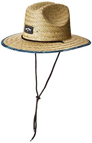 Billabong Boys' Tides Print Sun Hat, Navy, ONE