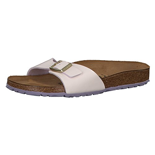 BIRKENSTOCK Madrid BF Lack Two Tone Cream Pink 42
