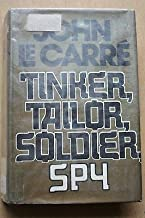 John Le Carre Tinker Tailor Soldier Spy 1974 FIRST EDITION