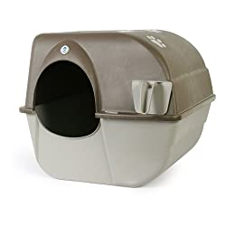 best dog proof litter box - Omega Paw