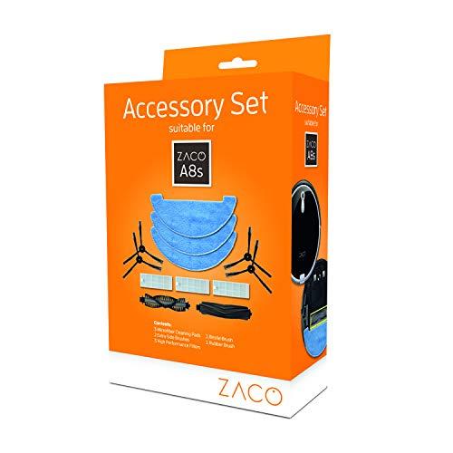 ZACO 501926 - Juego de Accesorios Originales (A8s): Amazon.es: Hogar