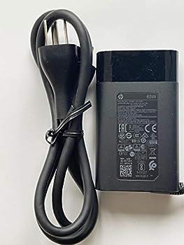 New Replacement HP 65W USB C AC Adapter for HP Spectre 13 x360 2019 13-AP Folio 13-ak0000 Elite x2 1013 G3 Comaptible P/N  L04540-001 L04650-850 PA-1650-38HT TPN-LA12