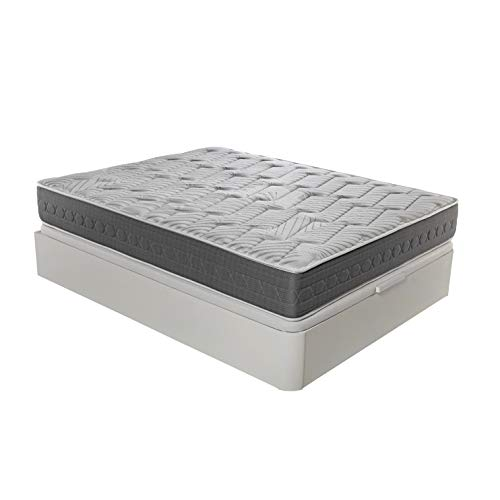 Canapes Abatibles 135X190 Baratos Con Colchon Marca ROYAL SLEEP