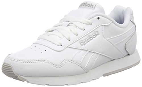 Reebok Glide, Sneaker Womens, White/Steel Royal, 36 EU