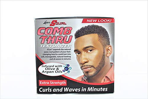 Luster's S-Curl Comb Thru Texturizer, Extra Strength