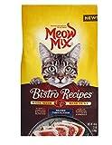 Meow Mix Bistro Recipes Seared Tuna Flavor Dry Cat Food, 3 Lb
