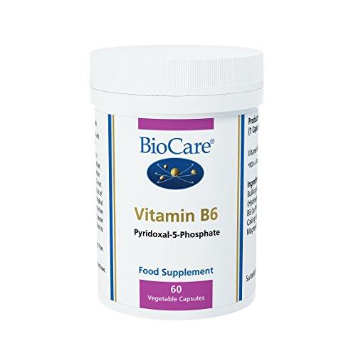 Biocare Vitamin B6 Vegetable - Pack of 60 Capsules