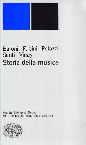 Storia della musica