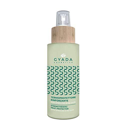 Gyada Cosmetics Termoprotettore Rinforzante Con Spirulina E Aq-Save, 100 ml