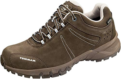 Mammut Damen Trekking- & Wander-Schuh Nova III Low GTX , Grau (bark-white) , EU 38