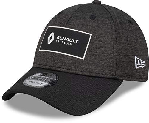 New Era Renault F1 DP World Shadow Tech Hat Black/Gray (Black)