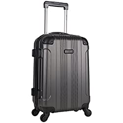 cb7d8f857 Kenneth Cole Reaction Out of Bounds 20″ 4 Wheel Upright This is quite light  for a hard sided spinner suitcase and comes in a variety of colors.