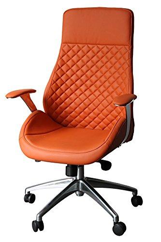212604 Bürodrehstuhl Designer Drehstuhl Chefsessel