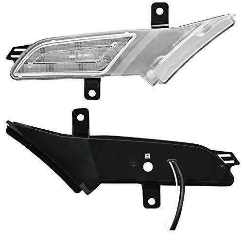 STVZO passend f/ür alle PKW LEDflex flexibles Tagfahrlicht mit 12 LEDs