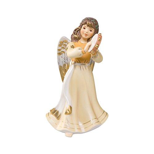 Goebel Weihnachten Engel - Tamburinklänge Bunt