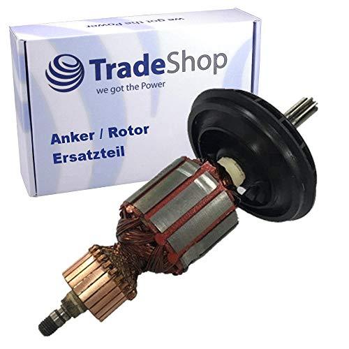Anker/Rotor/Motor Ersatzteil/Läufer/Kollektor/Polpaket mit Lüfter für Bosch GBH 5-40 DCE, 3 611 B64 0N0, 3 611 B64 0N1