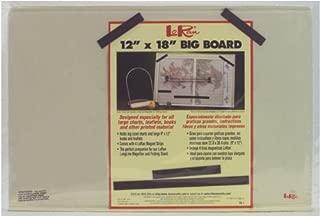 LoRan BB-1 Magnet Big Board, 12 x 18-Inch