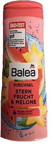 Balea Duschgel Stern Frucht & Melone 300 ml