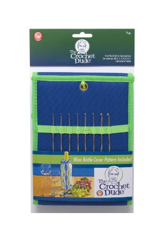 Boye Crochet Dude Steel Crochet Hook Set