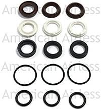 Moronicy AR2189 Pump Seal/Packing Kit Fits RSV 3G25 4G30 4G35 4G40 3G35 3.5G35 3G30 /#americanairless