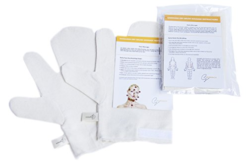 Silk Massage Gloves