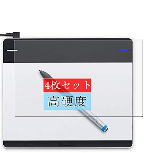 4枚 Sukix フィルム 、 Intuos pen small CTL-480 / S1 Wacom ワコム 向けの 液晶保護フィルム 保護フィルム シート シール(非 ガラスフィルム 強化ガラス ガラス ケース カバー ) new version
