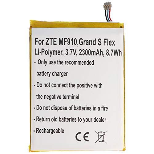 Akku passend für ZTE MF910 Akku Li3823T43P3h715345, ZTE Grand S Flex, MF910, MF910 4G LTE