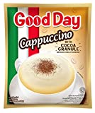 Good Day Cappuccino with Chocolate Granule Instant Coffee Bag 750 Gram (26.45 Oz) 30-ct @ 25 Gram