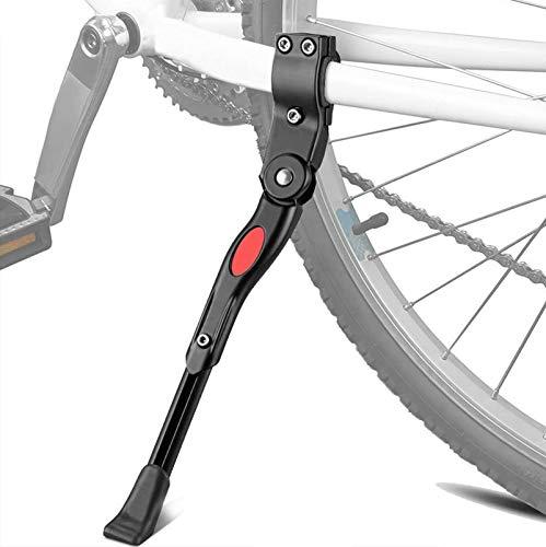 """XiDe Pata de Cabra para Bicicleta, Aluminio Soporte Ajustable del Retroceso de Bici Caballete Bicicleta con Llave Hexagonal y Campana de Bicicleta 22""""- 28"""""""